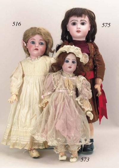A Jumeau doll