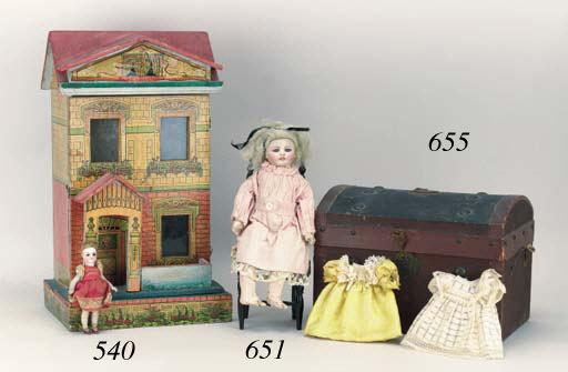 A Simon & Halbig child doll