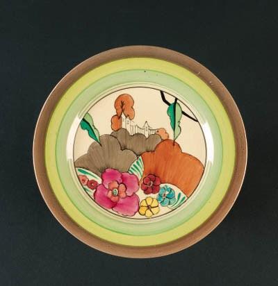 'Alton' a  'Bizarre' plate