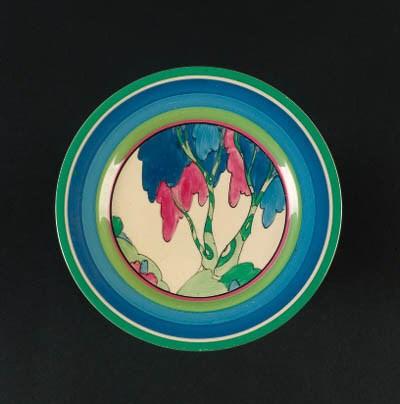 'Rudyard' a plate