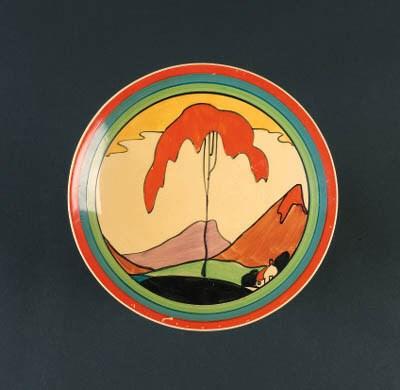 'Mountain' a  'Bizarre' plate