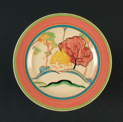 'Tropic' a  'Bizarre' plate