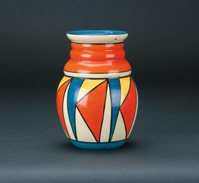 'Original Bizarre' a 358 vase