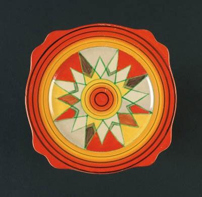 'Sungold' a  'Bizarre' plate