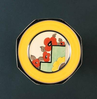 'Newport' a  'Bizarre' plate