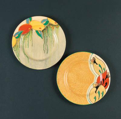 Delecia Citrus' a  'Bizarre' side plate
