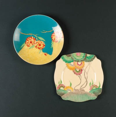 'Aurea' a plate