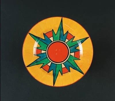 'New Flag' a  'Bizarre' plate