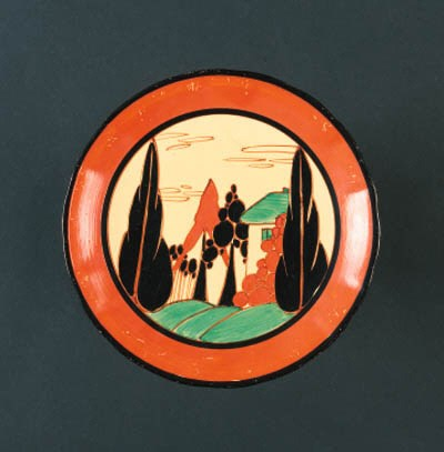 'Orange Trees and House' a  'F