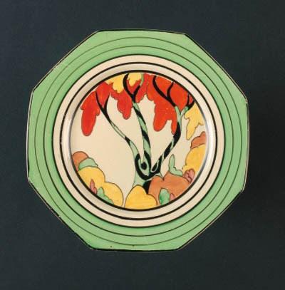 'Honolulu' a plate