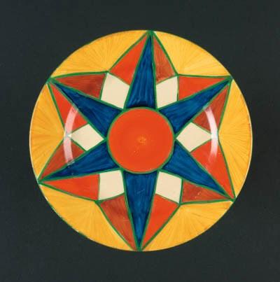 'Original Bizarre' a plate