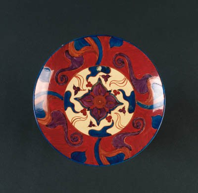 'Persian' a  'Bizarre' plate