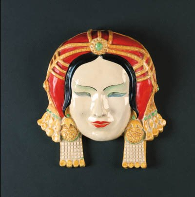 'Chahar' a  'Bizarre' mask