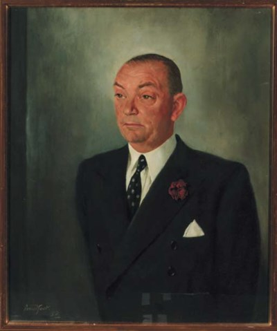 James Proudfoot (1908-1971)