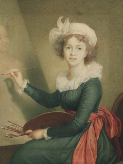 After Elizabeth Vigee-Le Brun