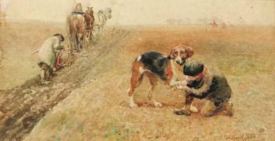 Alfred William Strutt (1856-19
