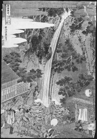 Hokusai, oban tate-e