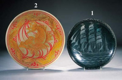 A Wedgwood charger