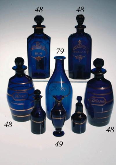 A Bristol Isaac Jacobs blue cl