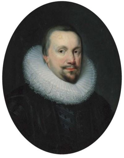 Circle of Cornelius Johnson (1
