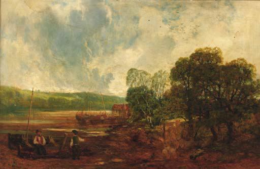 John Wright Oakes (1820-1887)