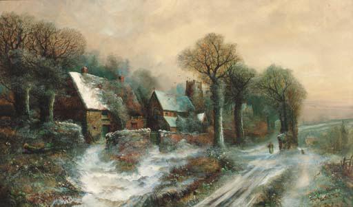 H. A. Newey, late 19th Century