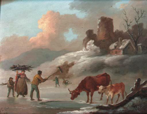 Peter le Cave (fl.1769-1810)