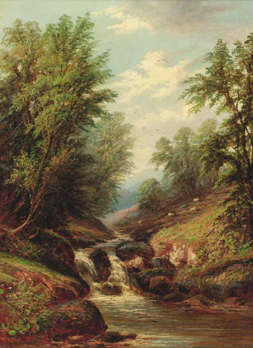 Joseph Mellor, 19th Century