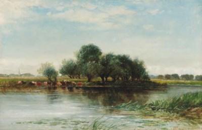 Edmund Morison Wimperis (1835-