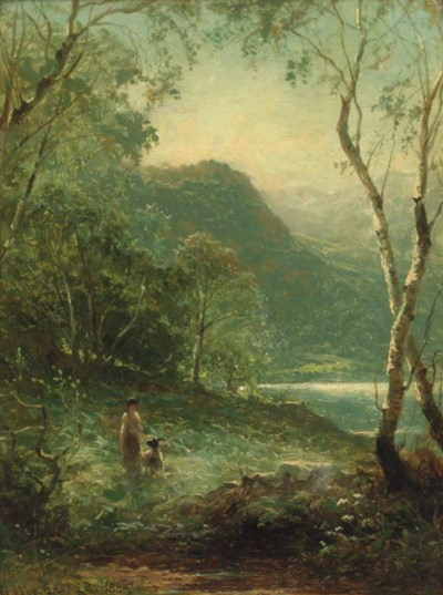 Benjamin William Leader (1831-