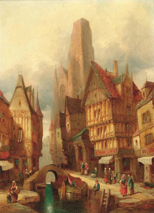 Henry Schafer, 19th Century