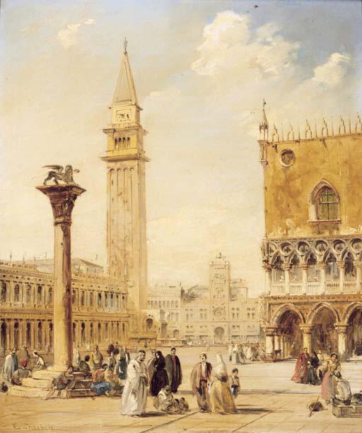 Edward Pritchett (fl.1828-1864