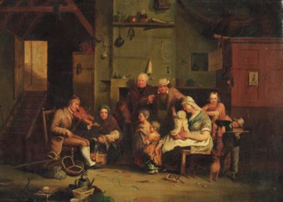 After Sir David Wilkie (1785-1
