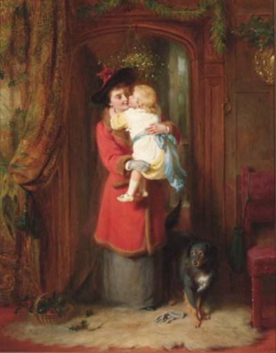 George Bernard O'Neill (1828-1