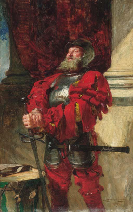 John Seymour Lucas (1849-1923)
