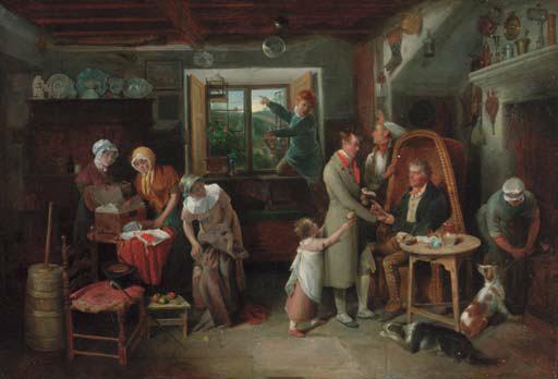 Edward Bird (1772-1819)