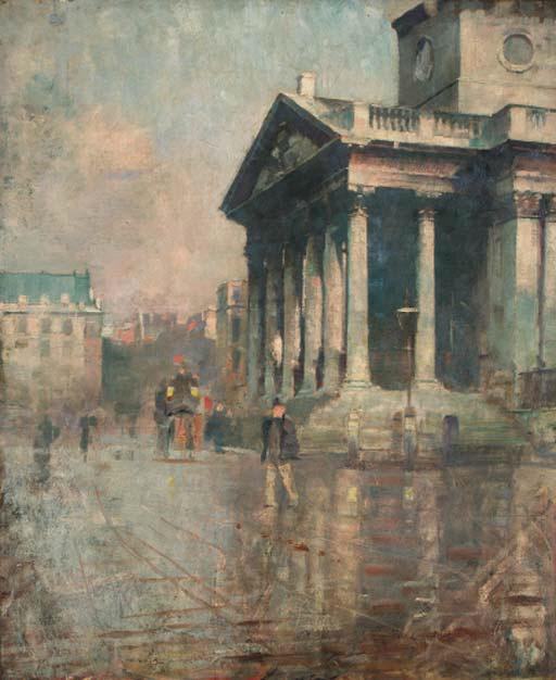 William Logsdail (1859-1944)