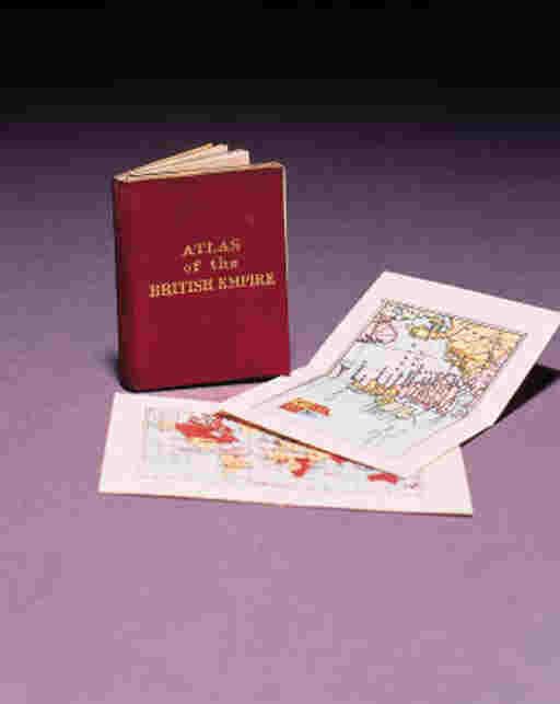 Atlas of The British Empire re