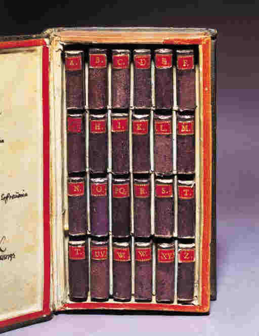 A Travelling Library of Moral