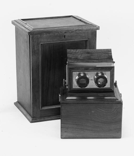 Achromatic Stereoscope no. 258
