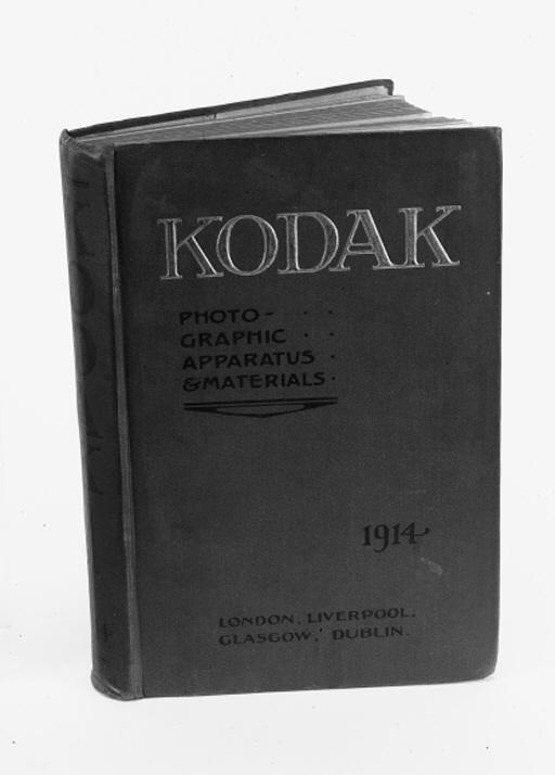 Kodak General Price List 1914