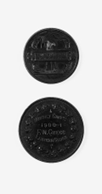 Photographic medals
