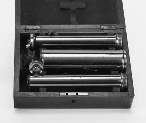 Crookes Pocket spectroscope