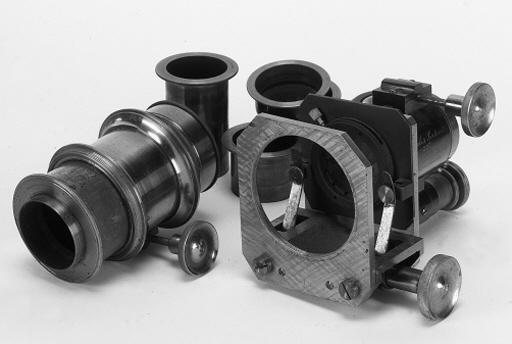 Leach's patent projecting micr
