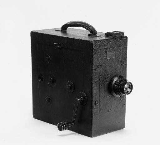 Ensign cinematographic camera
