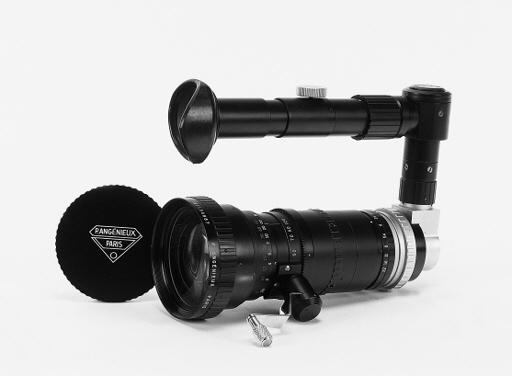 Angénieux f/2.2 12-120mm. lens