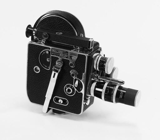 Bolex H16 Reflex no. 132567