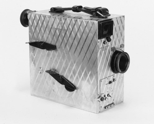 NS cinematographic camera no.