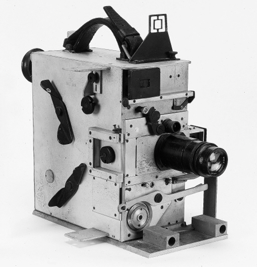 NS cinematographic camera no.