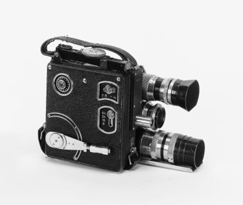 Siemans ciné camera